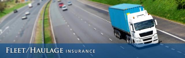 Fleet / Haulage Insurance