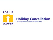 Top up my cover Holiday Cancellation