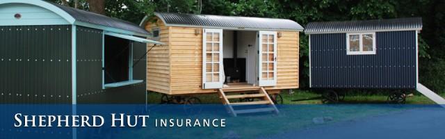 Shepherd Hut Insurance